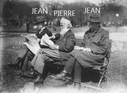 Profilový obrázek Jean Pierre Jean
