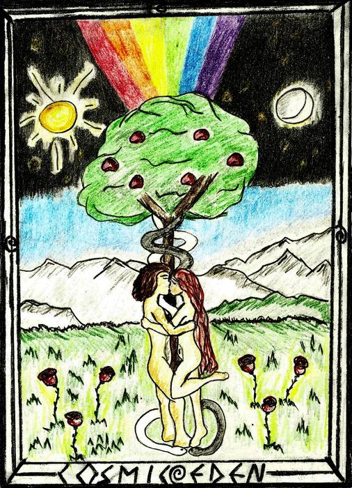 Cosmic Eden
