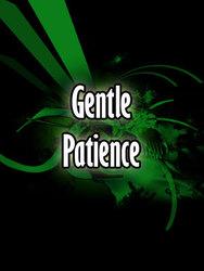 Profilový obrázek Gentle Patience