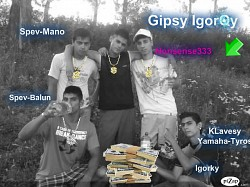 Profilový obrázek Gipsy Zipov