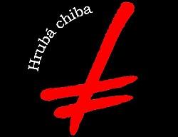 Profilový obrázek Hrubá chiba