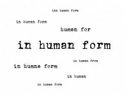 Profilový obrázek In human form