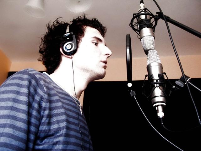Recording In The Studio UHL RECORDS (2008)