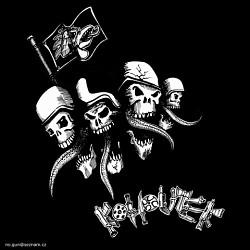 JONESTÖWN / KOHOUTEK - Split  EP