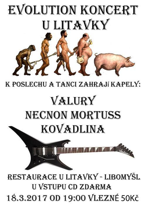koncert Libomyšl
