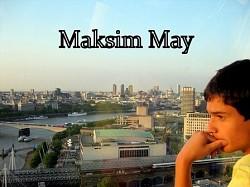 Profilový obrázek Maksim May