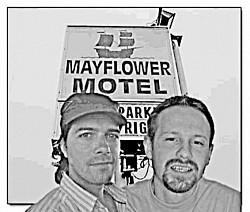 Profilový obrázek Mayflower Motel