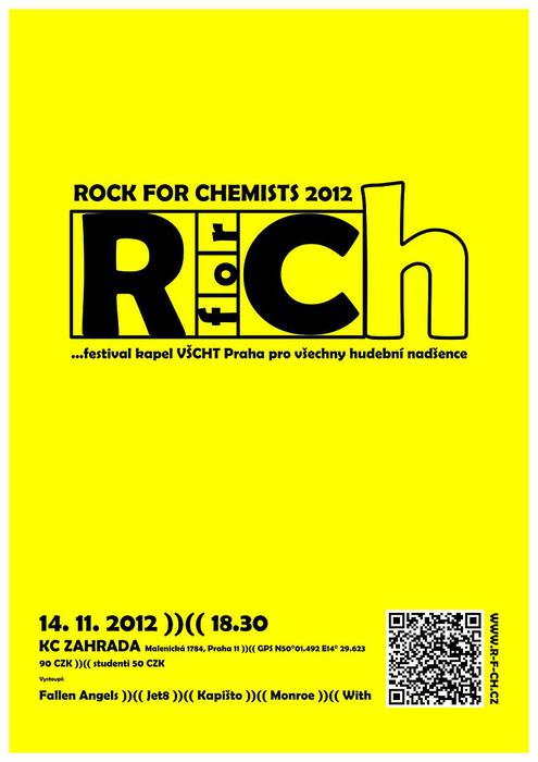 Rock for Chemists 14.11.2012