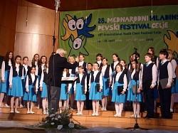 Profilový obrázek Ostravský dětský sbor