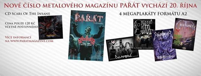 PAŘÁT Magazine