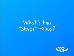 Profilový obrázek Už sis pořídil Skype, ty zmrde!?