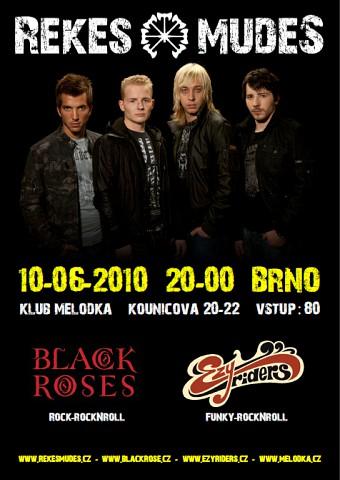 Koncert Brno 10.6.2010