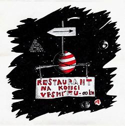 Profilový obrázek Restaurant na konci vesmíru