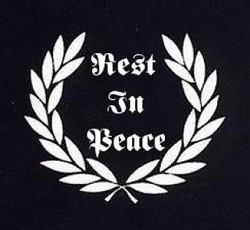 Profilový obrázek Rest In Peace