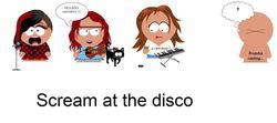 Profilový obrázek Scream At The Disco
