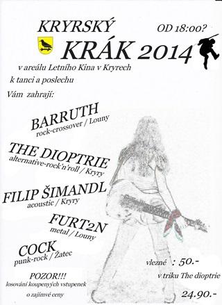Krák 2014