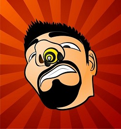 Profilový obrázek Vose v nose