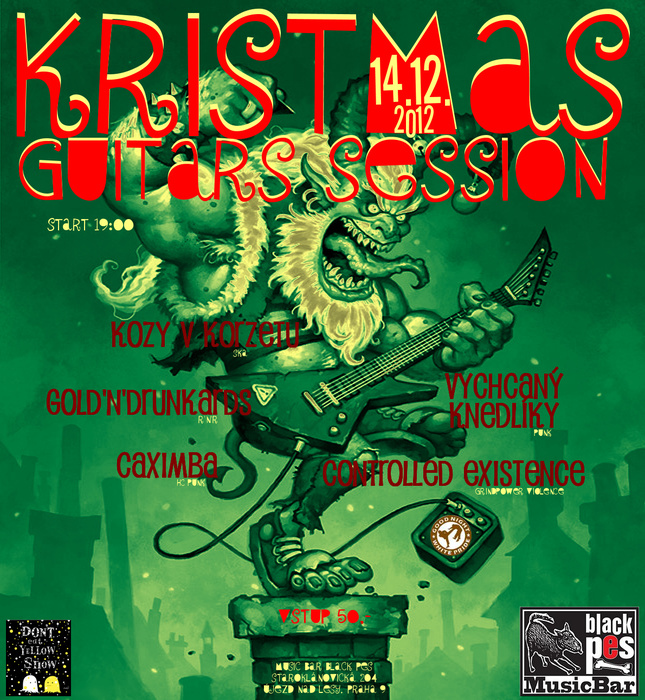Kristmas Guitars Session