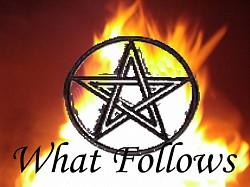 Profilový obrázek What follows