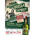 Obrázek k soutěži: Vyhrajte speciální limitovanou edici Jameson whiskey a lupeny na Tata Bojs