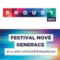 Obrázek k soutěži: Vyhraj lístky na festival nové generace Proudy 2013