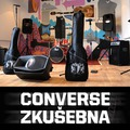 Obrázek k soutěži: Přijď si pro motivaci do nové zkušebny a vyhraj Chuck Taylor All Star od Converse
