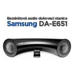 Obrzek k souti: Vyhraj audio dokovac stanici od Samsungu