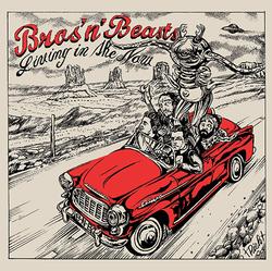 Obrázek k soutěži: Vyhraj CD kapely Bros 'n' Beasts!