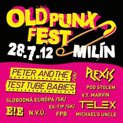 Obrzek k souti: Lstky na Oldpunx fest