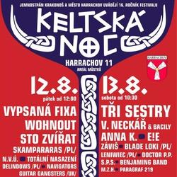 Obrázek ke článku blogu: Šance pro tři kapely zahrát si na večírku pro nedočkavé při festivalu Keltská noc!
