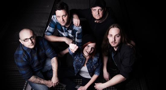 Promo fotografie: Corps of Noise