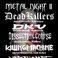 Profilový obrázek Metal Night III. - 11.10.2013 - Letohrad