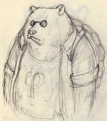 Profilový obrázek Medvěd Psychedelic