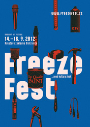 Profilov obrzek Freeze Fest 2012 &gt;&gt;&gt; 14. - 16. z 2012 Bratronice u Kladna