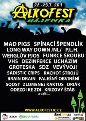 Profilový obrázek ALKOFEST Hájenka 2011