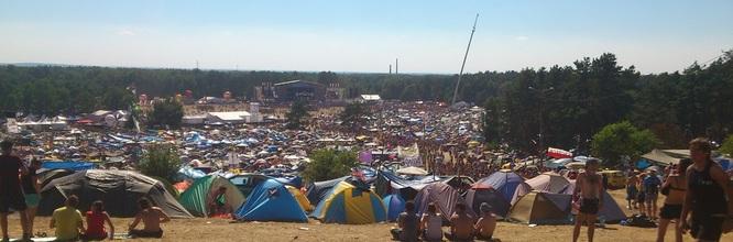 evropský Woodstock