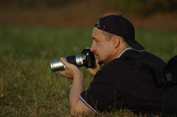 Profilový obrázek Lovec v záběru