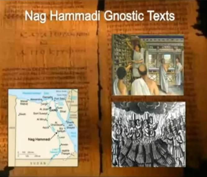Gnostické texty z Nag Hammádi