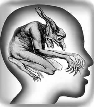 Posadnutie mysle