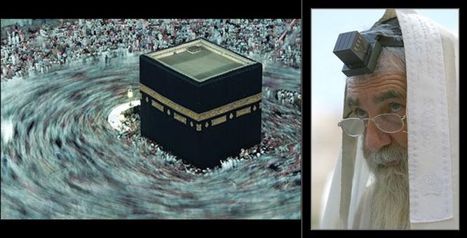 Kaaba a Tefillin