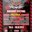 Profilový obrázek Festival Rock of Sadská 18.8. - 19.8.2017 www.rock-of-sadska.cz