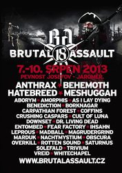 Profilov obrzek BRUTAL ASSAULT fest