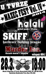 Profilový obrázek mazecfest 28.3.2014