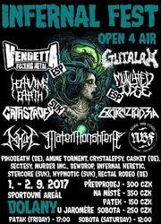 Profilový obrázek Infernal Fest