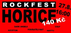 Profilový obrázek ROCKfest HOŘICE