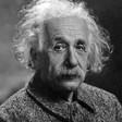 Profilový obrázek Einsteinové