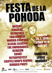 Profilový obrázek Festa de la Pohoda 2018