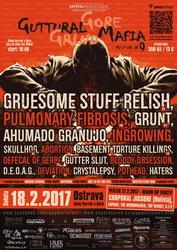 Profilový obrázek Guttural Gore Grind Mafia #9 - 18.2.2017