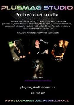 Profilový obrázek Nahrávací studio PLUGMAG