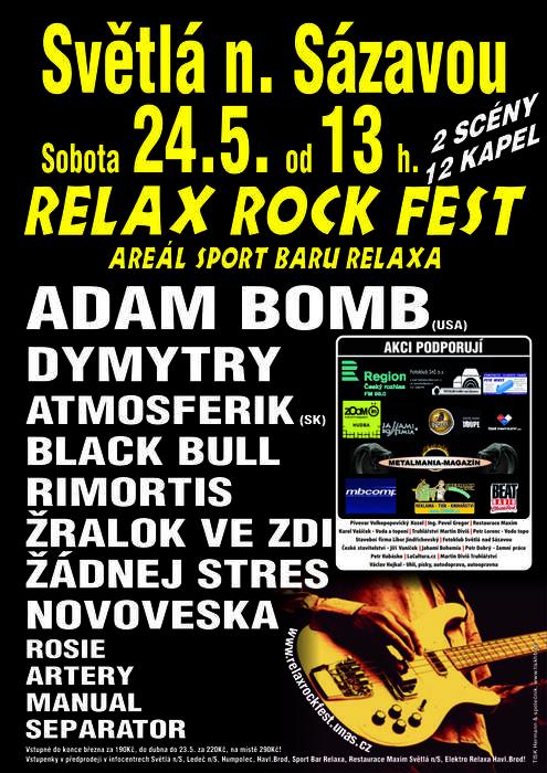 RELAX ROCK FEST 2014
